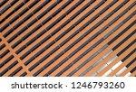 solar panels field  solar cell  ... | Shutterstock . vector #1246793260