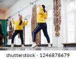 Young Dancer In Activewear...