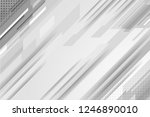 white and grey backgrounds with ... | Shutterstock .eps vector #1246890010