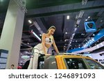 kuala lumpur  malaysia   nov....   Shutterstock . vector #1246891093