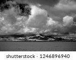 sonora desert in infrared... | Shutterstock . vector #1246896940