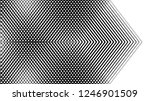 straight lines abstract pattern.... | Shutterstock .eps vector #1246901509