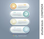 Color Gears Infographics...