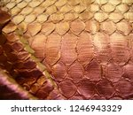 texture of genuine leather ... | Shutterstock . vector #1246943329
