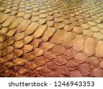 texture of genuine leather ... | Shutterstock . vector #1246943353