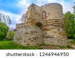 sint donatus park in leuven ... | Shutterstock . vector #1246946950