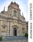 saint michael's church in... | Shutterstock . vector #1246947223