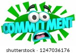 fear of commitment scared... | Shutterstock . vector #1247036176