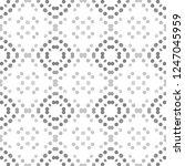 seamless abstract pattern... | Shutterstock . vector #1247045959