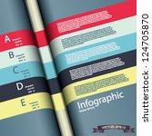 modern design template   can be ...   Shutterstock .eps vector #124705870