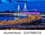 st. petersburg  russia   august ... | Shutterstock . vector #1247088133