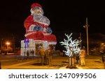 agueda  portugal   circa... | Shutterstock . vector #1247099506