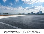 panoramic skyline and modern...   Shutterstock . vector #1247160439