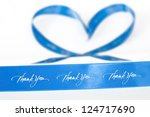 gratitude and love expression...   Shutterstock . vector #124717690