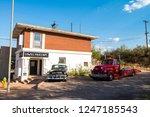 june 20  2017   founded in 1880 ... | Shutterstock . vector #1247185543