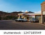 june 20  2017   founded in 1880 ... | Shutterstock . vector #1247185549