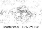 halftone grunge dotted rough... | Shutterstock .eps vector #1247291710