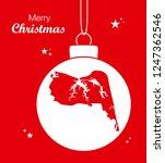 merry christmas illustration... | Shutterstock .eps vector #1247362546