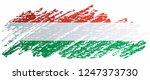 flag of hungary  hungary....   Shutterstock .eps vector #1247373730