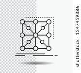 data  framework  app  cluster ... | Shutterstock .eps vector #1247459386
