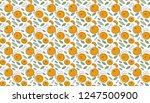 mandarin  background. orange...   Shutterstock .eps vector #1247500900