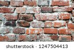 grunge brick wall background... | Shutterstock . vector #1247504413
