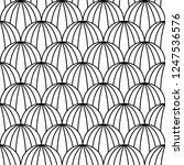 seamless pattern with half... | Shutterstock .eps vector #1247536576