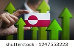 nation growth concept  green up ... | Shutterstock . vector #1247553223