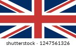 national flag correctly... | Shutterstock .eps vector #1247561326