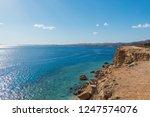 red sea  sharm el sheik  egypt | Shutterstock . vector #1247574076