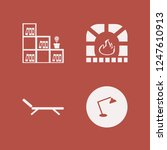 comfortable icon. comfortable... | Shutterstock .eps vector #1247610913