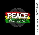 peace theme illustration ...   Shutterstock .eps vector #1247659663