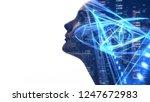 ai artificial intelligence ... | Shutterstock . vector #1247672983