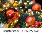 christmas and new year holidays ... | Shutterstock . vector #1247697460