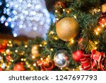 christmas and new year holidays ... | Shutterstock . vector #1247697793