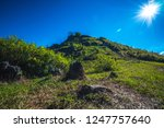 landscape nature view unseen in ... | Shutterstock . vector #1247757640
