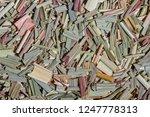dry lemongrass tea   Shutterstock . vector #1247778313