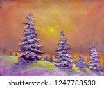 Original Oil Painting  ...