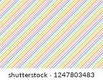 rainbow stripes seamless... | Shutterstock .eps vector #1247803483