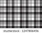 fabric texture diagonal black... | Shutterstock .eps vector #1247806456
