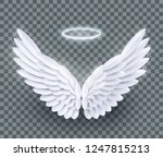 Vector 3d White Realistic...