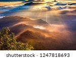 amazing sunrise seen from sri... | Shutterstock . vector #1247818693
