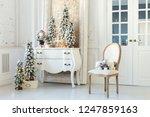 Luxurious Light Interior With...