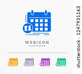 schedule  classes  timetable ... | Shutterstock .eps vector #1247931163