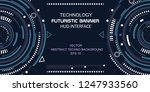 technologies of the future ...   Shutterstock .eps vector #1247933560
