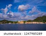 coastal  views around the... | Shutterstock . vector #1247985289