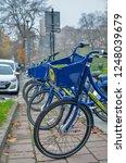 krakow  poland.  november 03 ... | Shutterstock . vector #1248039679