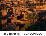 traditional architecture of the ... | Shutterstock . vector #1248090280