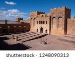 ouarzazate  morocco   october... | Shutterstock . vector #1248090313
