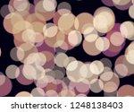 blur and bokeh  vibrant colors. ... | Shutterstock . vector #1248138403